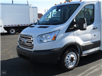 2015 Transit 350 HD Low Roof DRW, Dry Freight #18328 - photo 1