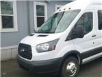 2015 Transit 350 HD High Roof DRW, Passenger Wagon #C53906 - photo 1