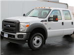 2017 F-550 Crew Cab DRW 4x4, Reading Stake Bed #T70859 - photo 1