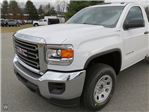 2016 Sierra 2500 Regular Cab 4x4, Cab Chassis #G16921 - photo 1