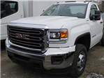 2016 Sierra 3500 Regular Cab 4x4, Cab Chassis #16G5941 - photo 1