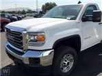 2018 Sierra 2500 Regular Cab 4x4, Cab Chassis #G14376 - photo 1