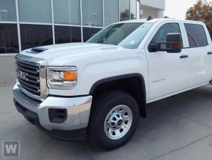 2018 Sierra 2500 Crew Cab 4x4, Pickup #JF251336 - photo 1