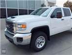 2018 Sierra 2500 Crew Cab 4x4, Reading Service Body #Q480079 - photo 1
