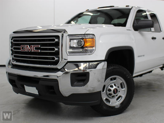 2018 Sierra 2500 Extended Cab 4x4,  Pickup #83873 - photo 1