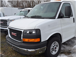 2018 Savana 3500 4x2,  Supreme Service Utility Van #76459 - photo 1