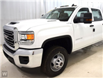 2018 Sierra 3500 Crew Cab 4x4,  Cab Chassis #76082 - photo 1