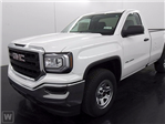 2018 Sierra 1500 Regular Cab 4x2,  Cab Chassis #JZ150152 - photo 1