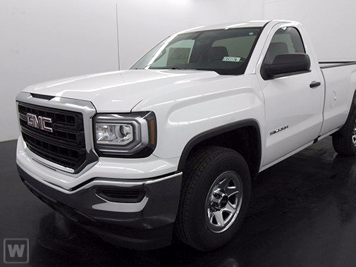 2018 Sierra 1500 Regular Cab 4x4, Pickup #G03217 - photo 1