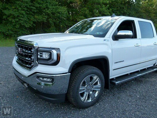 2018 Sierra 1500 Crew Cab Pickup #G80102 - photo 1