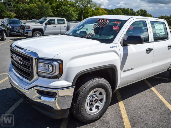 2018 Sierra 1500 Crew Cab 4x4,  Pickup #CF81627 - photo 1