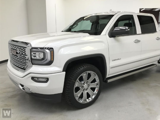2018 Sierra 1500 Crew Cab 4x4 Pickup #G80119 - photo 1