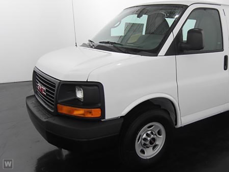 2018 Savana 3500 4x2, Passenger Wagon #338575 - photo 1