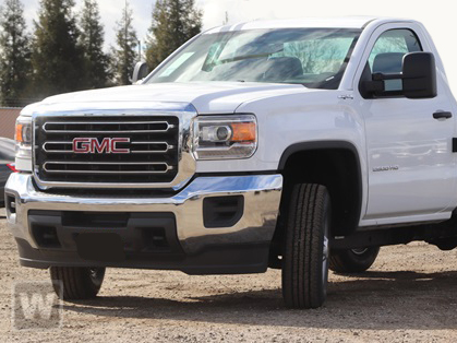 2019 Sierra 2500 Regular Cab 4x4,  Cab Chassis #43392 - photo 1