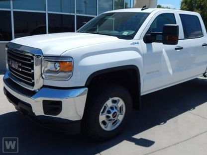 2019 Sierra 2500 Crew Cab 4x4, Pickup #G937892 - photo 1