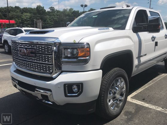 2019 Sierra 2500 Crew Cab 4x4,  Pickup #GT02879 - photo 1