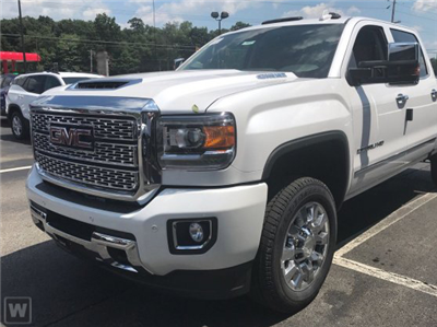2019 Sierra 2500 Crew Cab 4x4,  Pickup #490010 - photo 1