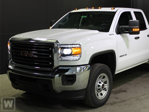 2019 Sierra 2500 Double Cab 4x4, Cab Chassis #K9588 - photo 1