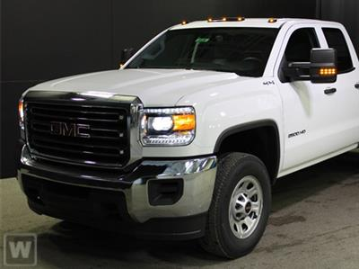 2019 GMC Sierra 2500 Double Cab 4x4, Monroe MSS II Service Body #G192701 - photo 1