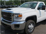 2019 Sierra 3500 Regular Cab DRW 4x4,  Cab Chassis #KT10X58 - photo 1