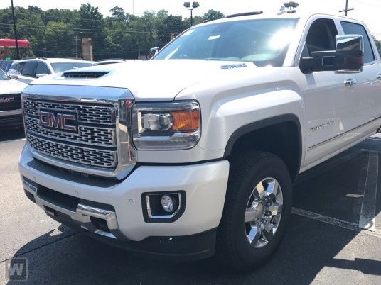 2019 Sierra 3500 Crew Cab 4x4,  Pickup #B8989 - photo 1