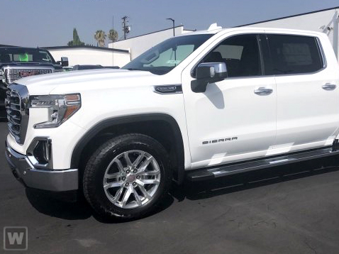 2019 Sierra 1500 Crew Cab 4x4,  Pickup #B8978 - photo 1