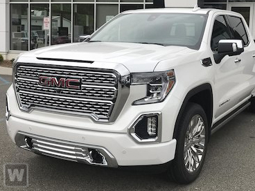 2019 Sierra 1500 Crew Cab 4x4,  Pickup #Q490084 - photo 1