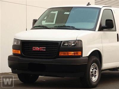 2019 Savana 3500 4x2,  Quigley Motor Company 4x4 Empty Cargo Van #GG19099 - photo 1