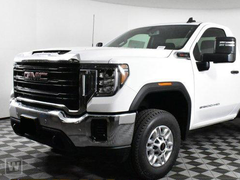 2020 GMC Sierra 2500 Regular Cab 4x2, Monroe MSS II Service Body #LT830 - photo 1