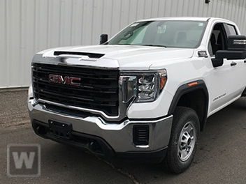 2020 GMC Sierra 2500 Double Cab RWD, Cab Chassis #F20898 - photo 1