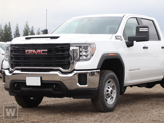 2020 GMC Sierra 2500 Crew Cab 4x4, Cab Chassis #218520 - photo 1