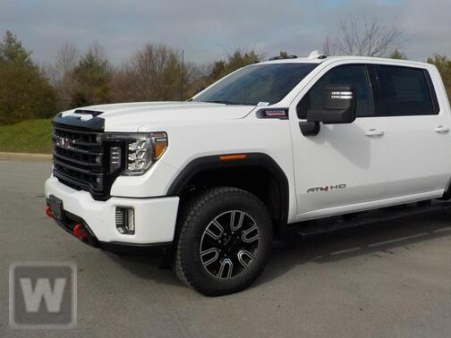 2020 GMC Sierra 3500 Crew Cab 4x4, Pickup #D400927 - photo 1