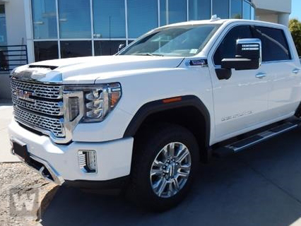 2020 GMC Sierra 3500 Crew Cab 4x4, Pickup #T50119 - photo 1