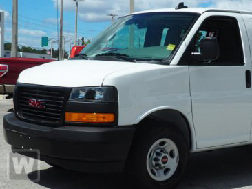 2020 GMC Savana 2500 4x2, Empty Cargo Van #VW01421 - photo 1