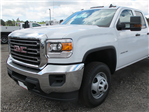 2015 Sierra 3500 Double Cab, Imperial Platform Body #5G29114 - photo 1