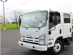 2018 NPR-HD Crew Cab 4x2,  Cab Chassis #JS810779 - photo 1