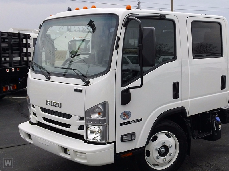 2018 NQR Crew Cab,  Cab Chassis #82601 - photo 1