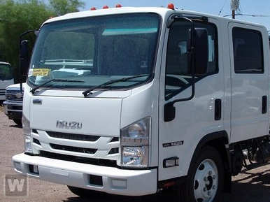 2019 NQR Crew Cab 4x2,  Cab Chassis #K7901888 - photo 1