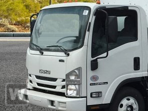 2020 Isuzu NPR-XD Regular Cab 4x2, Morgan Dry Freight #L7K00973 - photo 1