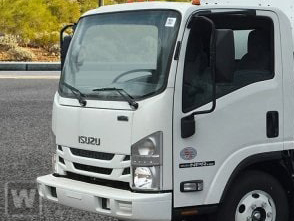 2020 Isuzu NPR-HD Regular Cab 4x2, Sun Country Truck Platform Body #LS804844 - photo 1