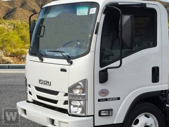 2020 Isuzu NRR Regular Cab 4x2, Morgan Refrigerated Body #L7306847 - photo 1