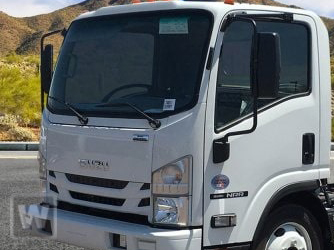 2020 Isuzu NQR Regular Cab 4x2, Cab Chassis #IZ1639 - photo 1