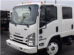 2016 NQR Crew Cab, Cab Chassis #160075 - photo 1