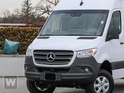 2019 Mercedes-Benz Sprinter 3500XD 4x4, Passenger Wagon #KT010634 - photo 1