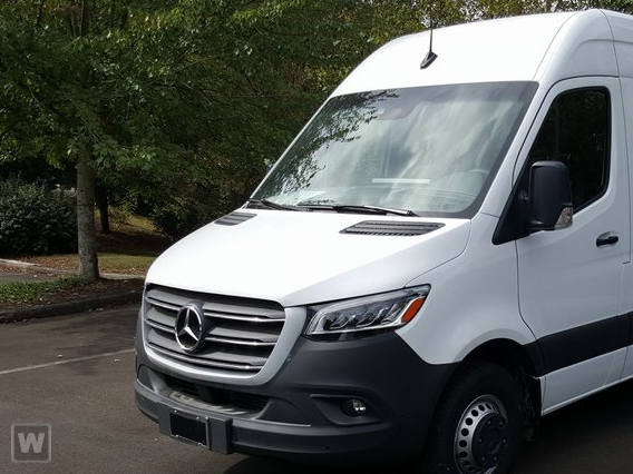 2019 Mercedes-Benz Sprinter 3500XD High Roof RWD, Cab Chassis #V19629 - photo 1
