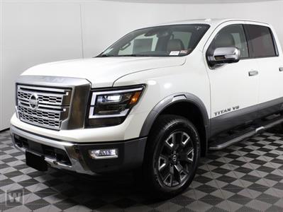 2020 Nissan Titan Crew Cab 4x4, Pickup #U507433 - photo 1