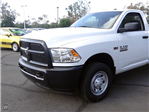 2016 Ram 2500 Regular Cab 4x4,  Champagne Dump Body #M160295 - photo 1