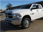 2016 Ram 3500 Crew Cab, CM Truck Beds Flatbed #GG108379 - photo 1
