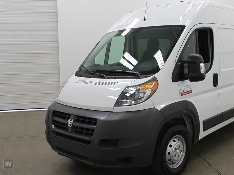 2016 ProMaster 3500 High Roof FWD,  Sortimo Upfitted Cargo Van #16L1002 - photo 1