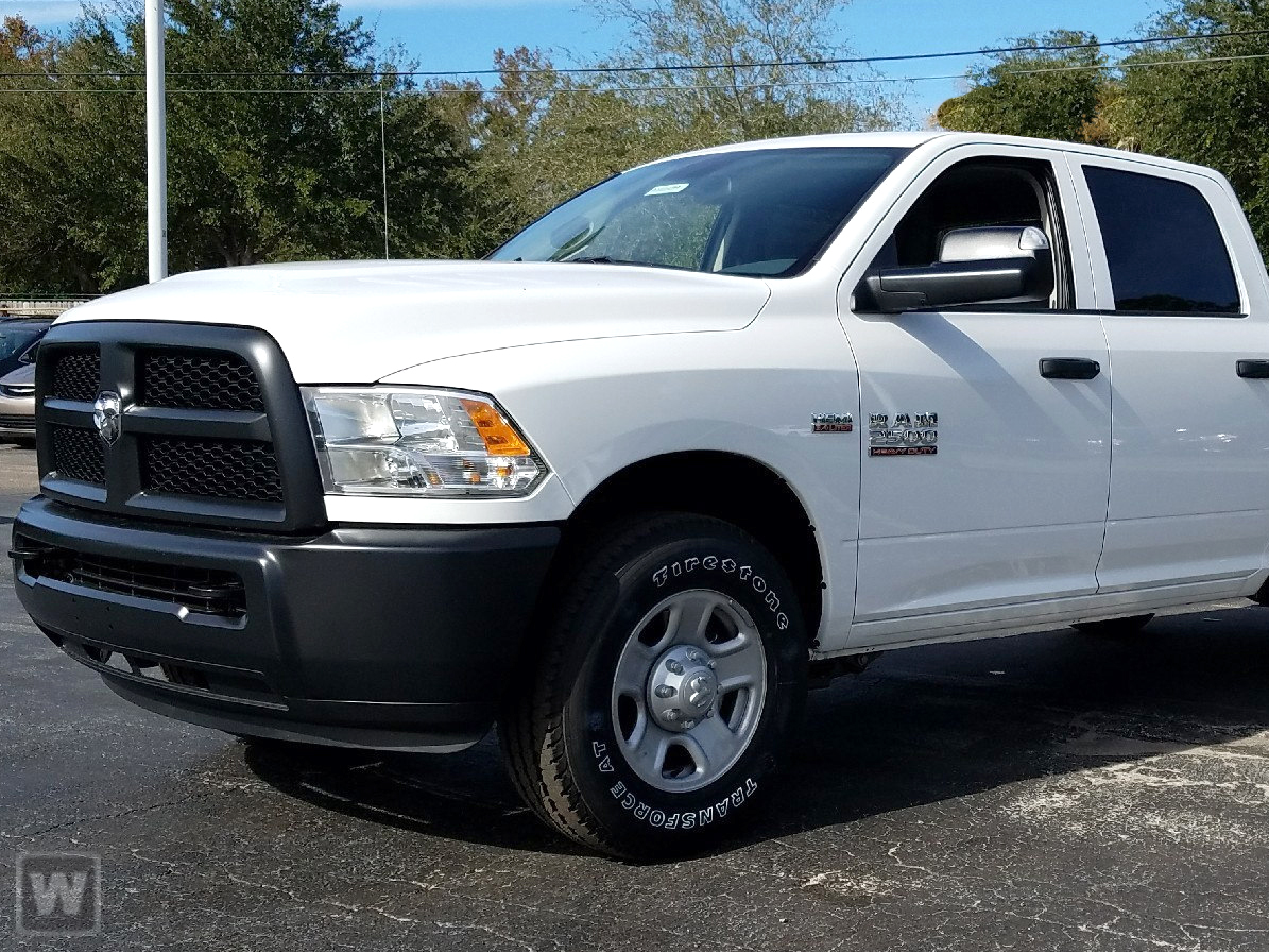 2018 Ram 2500 Crew Cab 4x4,  Pickup #~JG394596 - photo 1